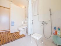 【別館】琉球古民家タイプ_トイレ・シャワールーム