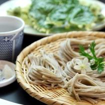 ☆料理_夕食_蕎麦 (1)