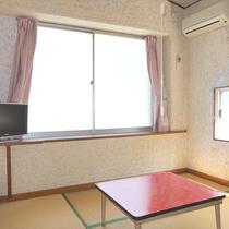 【和室4.5畳一例】ひとり旅専用のお部屋です