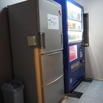 【館内施設】一部冷蔵庫のないお部屋があります。共用冷蔵庫をご利用ください。持ち込み自由です!