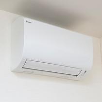 客室設備 エアコン       <全室個別空調>