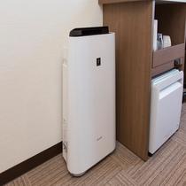 客室設備 空気清浄機