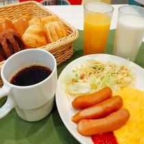 一日の活力は朝食から…