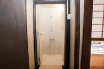 203号室専用シャワールーム
