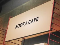 BOOK CAFEエリア
