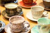 京珈琲用コーヒーカップ