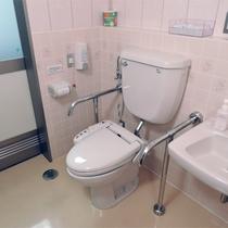 *ツインルーム一例/ツインルームはバス・トイレもバリアフリー設計。