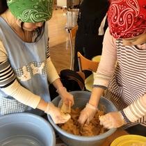 *味噌作り体験 イメージ