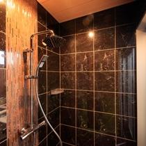 【全室完備】シャワーブース