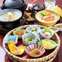 【朝食】ある日の一例
