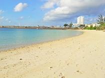 【宮古島】空港から車で約10分「パイナガマビーチ」