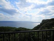 【周辺】ムイガー断崖_当館から車で約15分、見学用遊歩道もあります。