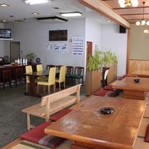 【食堂】お食事は食堂にてご用意致します。