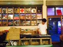 レコードブース