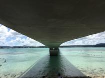 古宇利大橋(車で25分程)