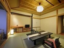 清流亭 標準客室 和室