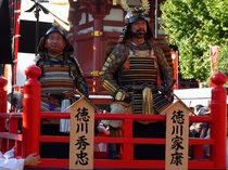 時代まつり1(浅草寺
