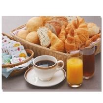 PG◆パン・コーヒーの無料サービス
