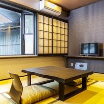 【和室8畳】 客室
