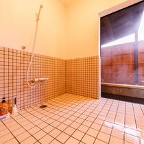 【温泉付き離れ】客室露天風呂