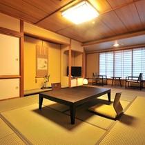 ★2015年3月リニューアル★和室12畳【2~6名様】オープン後の実像です。