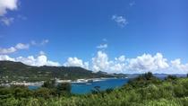 瀬底島の風景