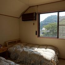 *【お部屋】オーシャンビュー ふかふかベッドでお休みください