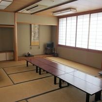 【お部屋】和室10畳になります。