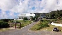 施設周辺 手広海岸 駐車場