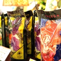 ■お土産にどうぞ♪■ 『長崎の路地裏cafe』魅惑のポップコーン(フロントで販売しております)