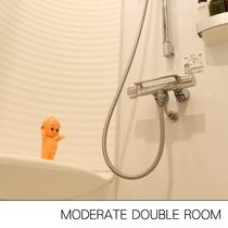 モデレートダブル/シャワーブース