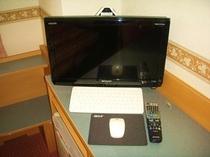 客室パソコン