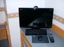 全室パソコン(無料)設置