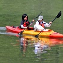 *【わんちゃんカヌー体験プラン】阿賀野川を、ワンちゃんと一緒に水上散歩♪