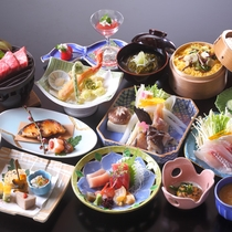 *【山海メイン料理チョイスプラン】料理一例