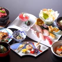 *【すし会席プラン】料理一例