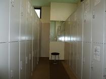 2階ロッカールーム