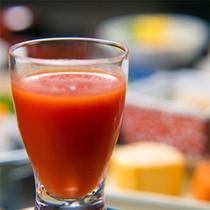 ◆朝食-トマトジュース-◆