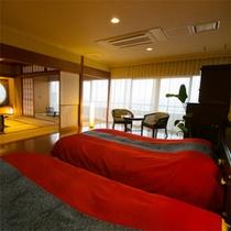 ◆和洋室_島津-ベットルーム-◆