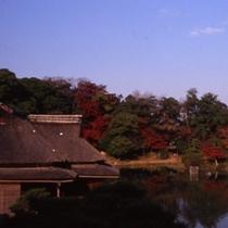 玄宮園秋季