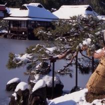 玄宮園冬季