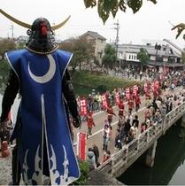 彦根城お城祭りパレード