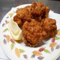 夕食★若鶏の唐揚げ