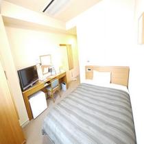 シングル☆140cmサイズのベッドが嬉しい。