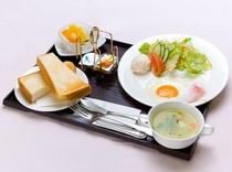 朝食例《洋食》