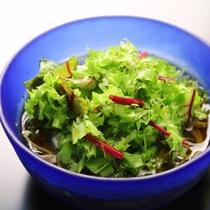 ☆料理_夕食_単品_蕎麦