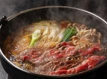 福島牛すき焼き鍋(大鍋)