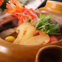 松茸土瓶蒸 秋の別注料理