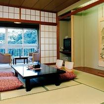 層雲閣客室の一例