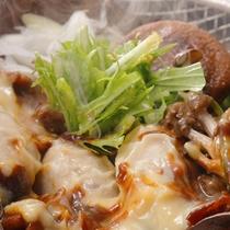 牡蠣味噌焼 秋の別注料理